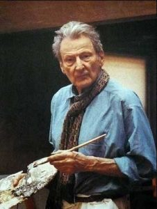 photo couleur lucian freud